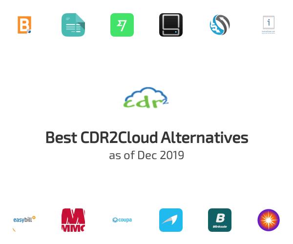 Best CDR2Cloud Alternatives