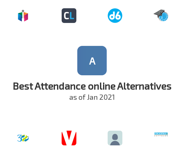 Best Attendance online Alternatives