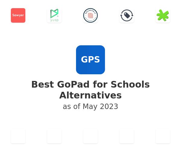 Best GoPad for Schools Alternatives
