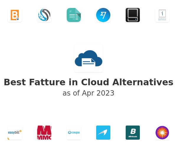 Best Fatture in Cloud Alternatives