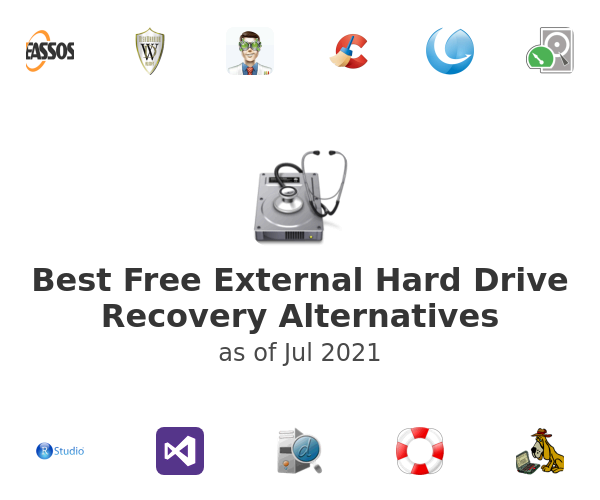 Best Free External Hard Drive Recovery Alternatives