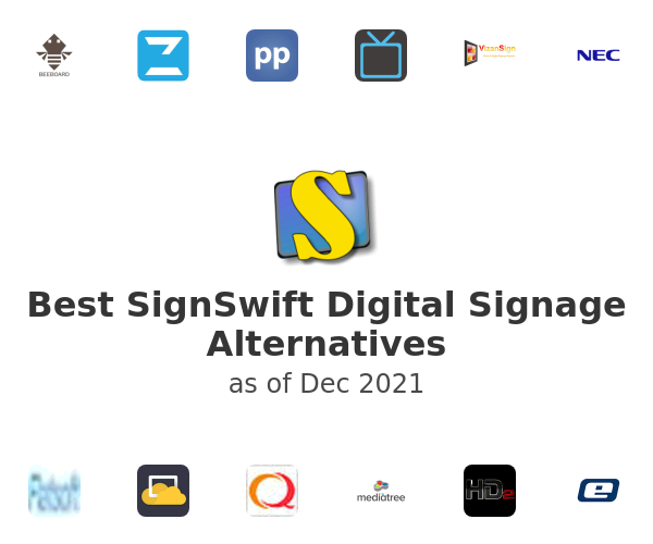Best SignSwift Digital Signage Alternatives