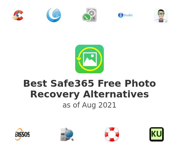 Best Safe365 Free Photo Recovery Alternatives