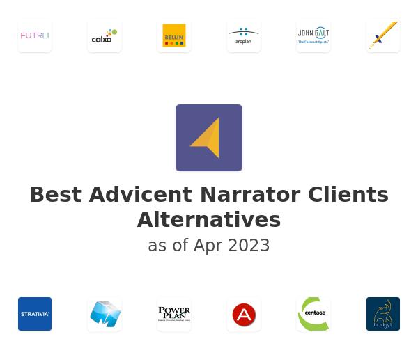Best Advicent Narrator Clients Alternatives