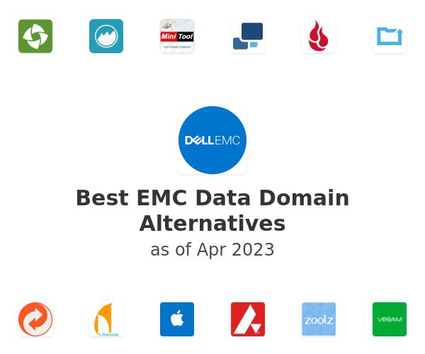 Best EMC Data Domain Alternatives