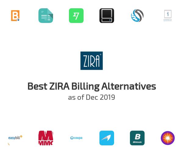 Best ZIRA Billing Alternatives