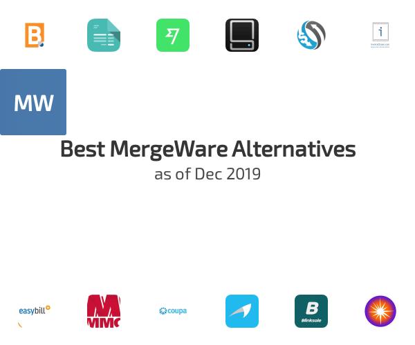 Best MergeWare Alternatives