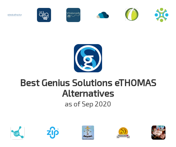 Best Genius Solutions eTHOMAS Alternatives
