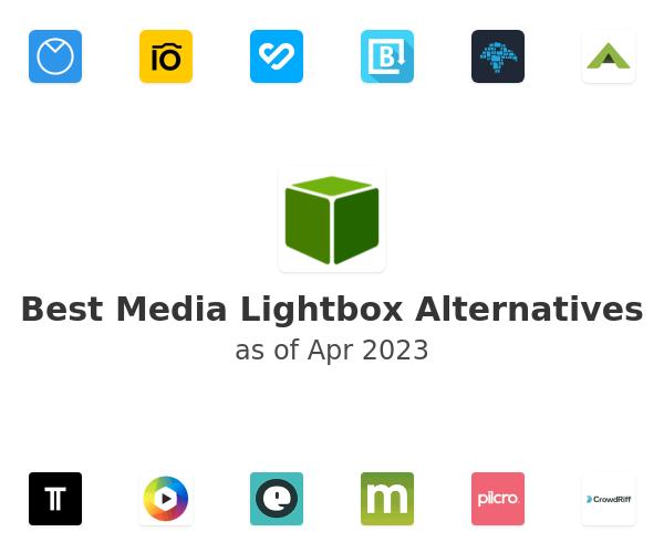 Best Media Lightbox Alternatives