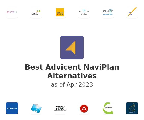 Best Advicent NaviPlan Alternatives