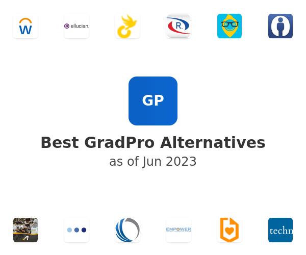 Best GradPro Alternatives