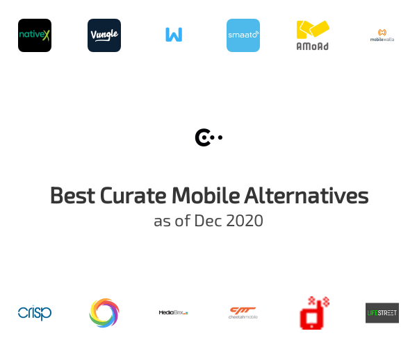 Best Curate Mobile Alternatives