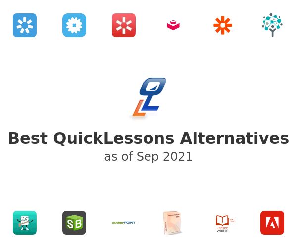 Best QuickLessons Alternatives