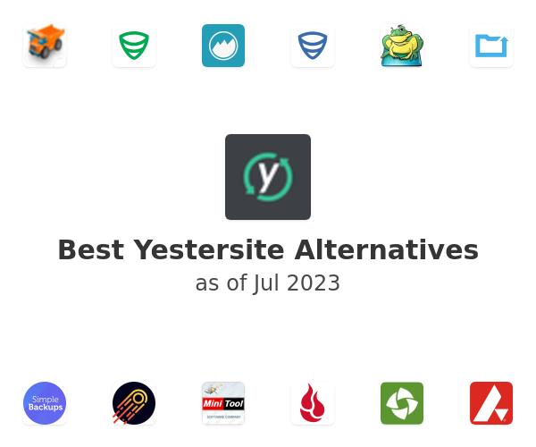 Best Yestersite Alternatives