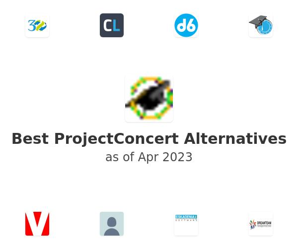 Best ProjectConcert Alternatives