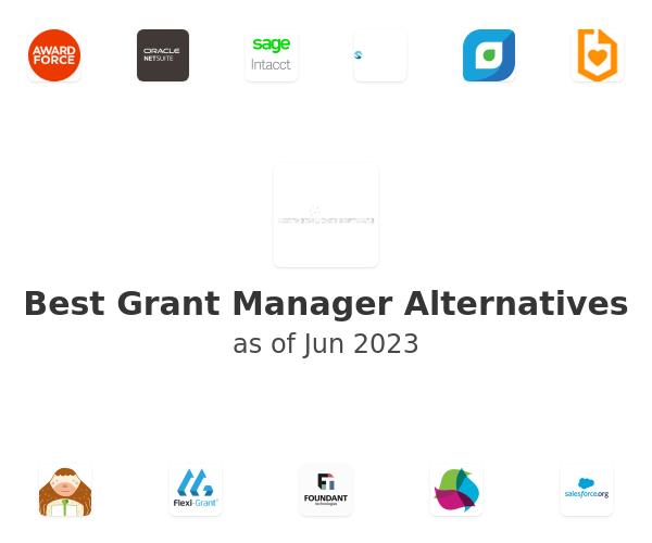 Best Grant Manager Alternatives