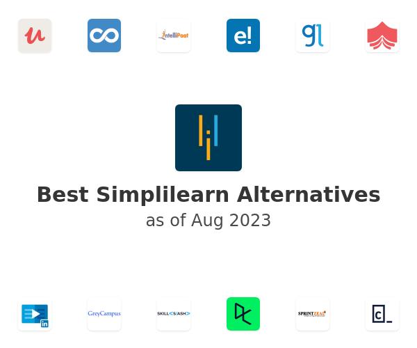 Best Simplilearn Alternatives