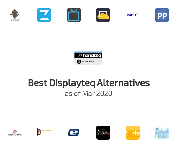 Best Displayteq Alternatives