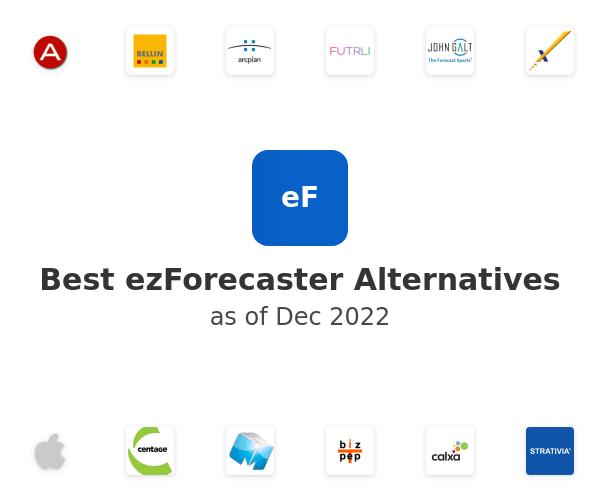 Best ezForecaster Alternatives