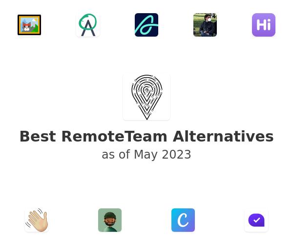 Best RemoteTeam Alternatives