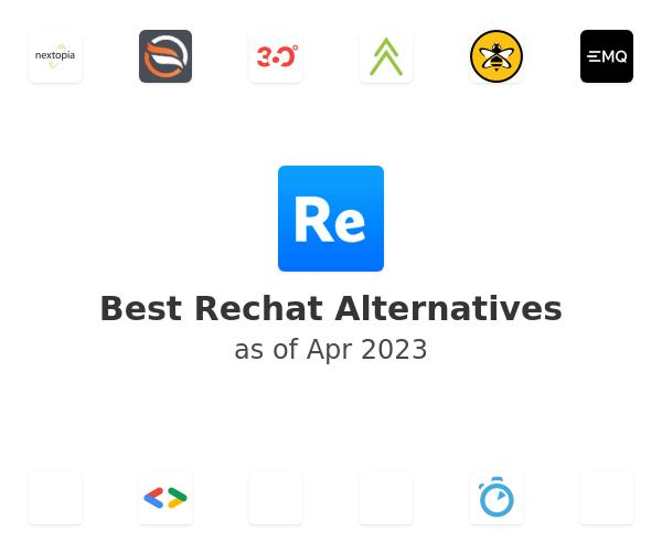 Best Rechat Alternatives
