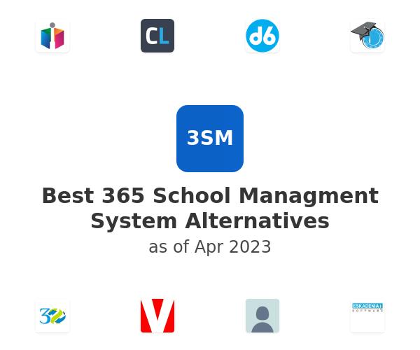 Best 365 School Managment System Alternatives
