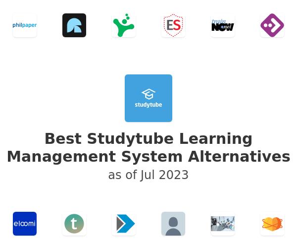 Best Studytube Learning Management System Alternatives