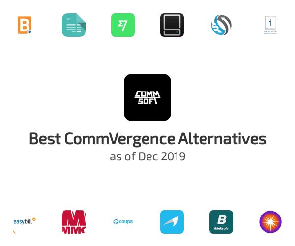 Best CommVergence Alternatives