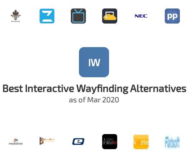 Best Interactive Wayfinding Alternatives
