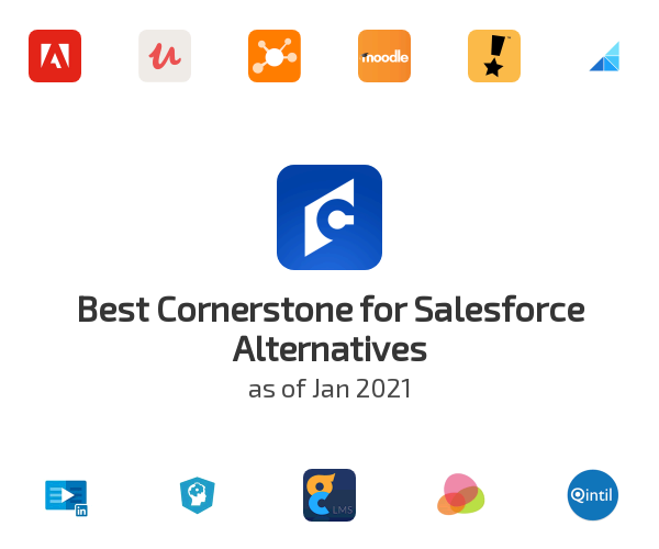 Best Cornerstone for Salesforce Alternatives