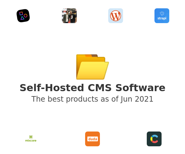 Self-Hosted CMS Software