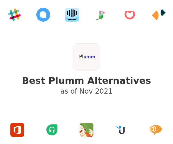 Best Plumm Alternatives