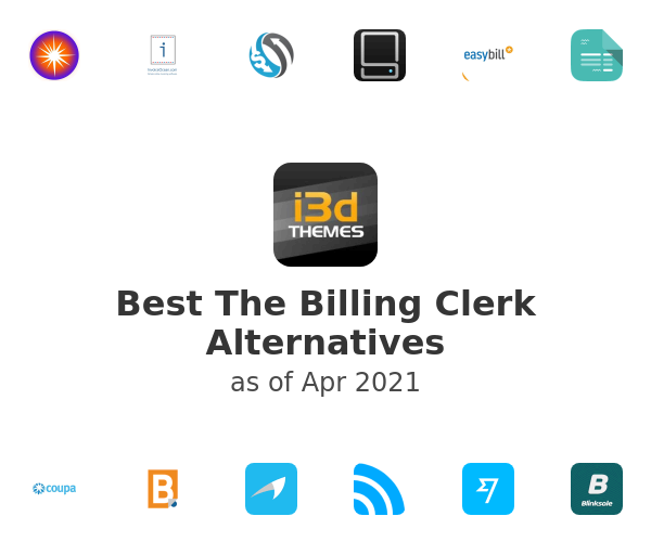Best The Billing Clerk Alternatives