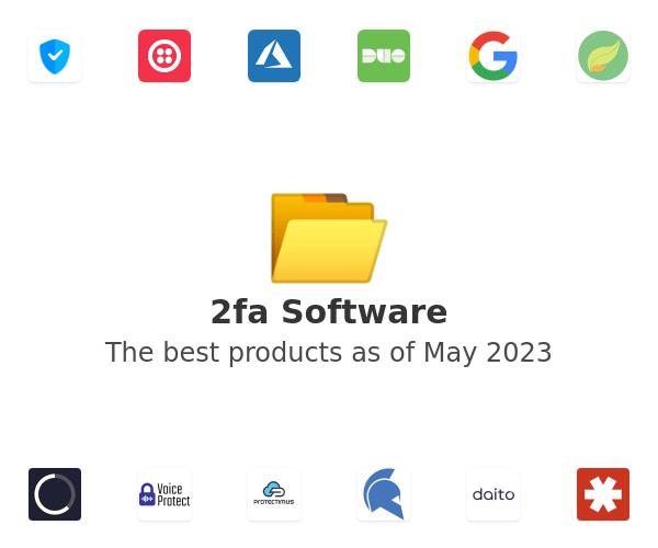 2fa Software