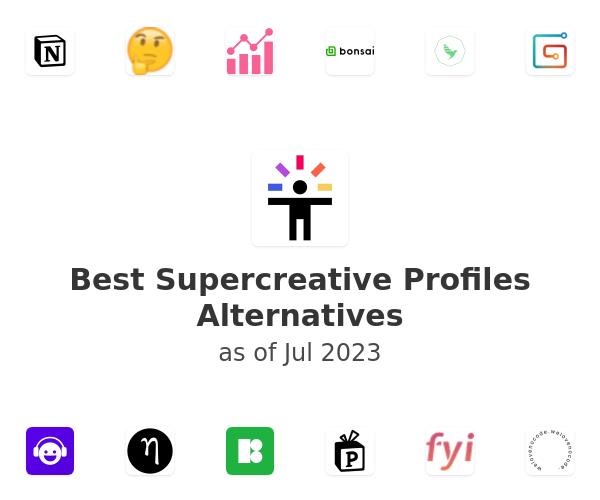 Best Supercreative Profiles Alternatives