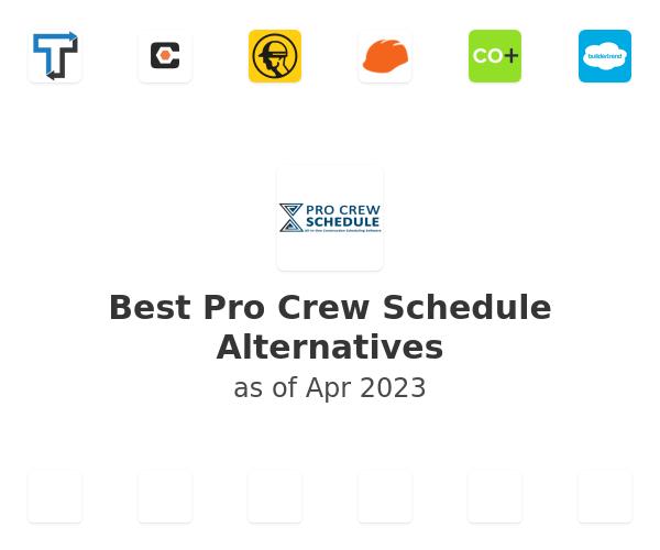 Best Pro Crew Schedule Alternatives
