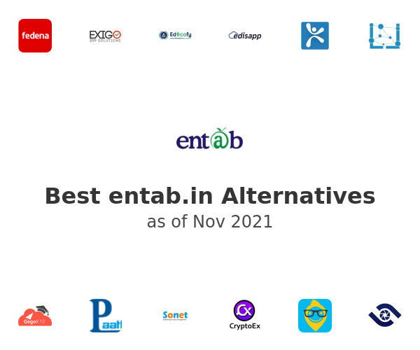 Best entab.in Alternatives