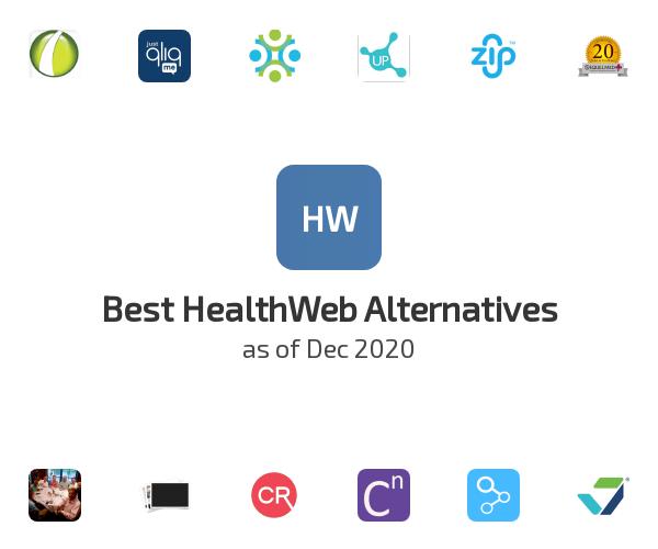 Best HealthWeb Alternatives
