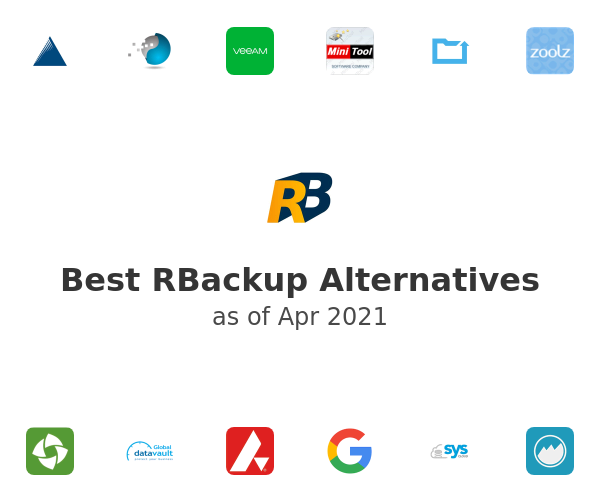 Best RBackup Alternatives