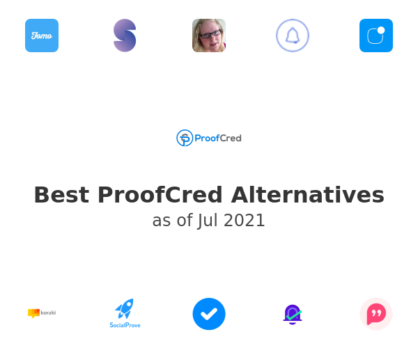 Best ProofCred Alternatives