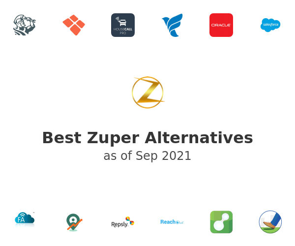 Best Zuper Alternatives