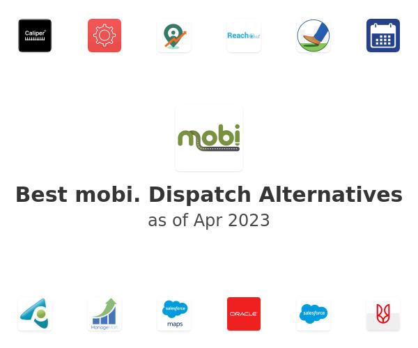 Best mobi. Dispatch Alternatives