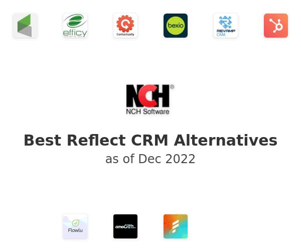 Best Reflect CRM Alternatives