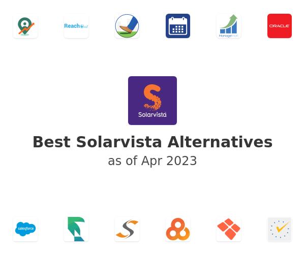 Best Solarvista Alternatives