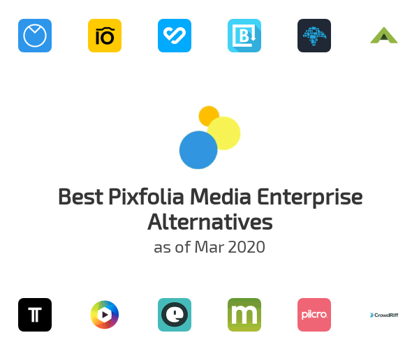 Best Pixfolia Media Enterprise Alternatives