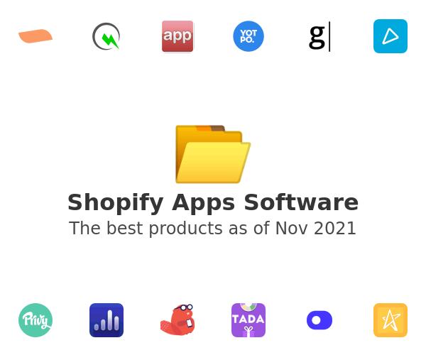 Shopify Apps Software