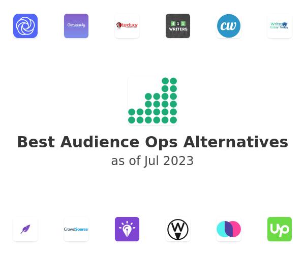 Best Audience Ops Alternatives