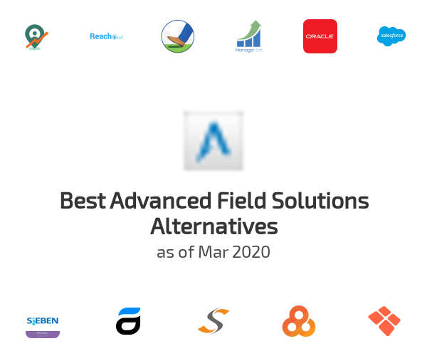 Best Advanced Field Solutions Alternatives