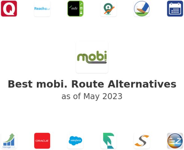 Best mobi. Route Alternatives