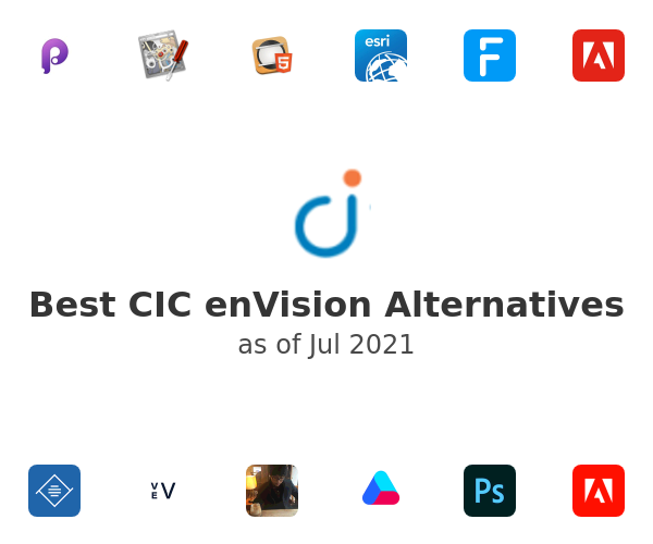 Best CIC enVision Alternatives
